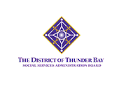 Logo, District of Thunder Bay Children